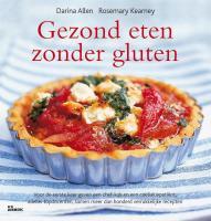 Gezond eten zonder gluten / druk 1
