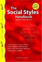 The Social Styles Handbook: Adapt Your Style to Win Trust