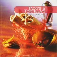 Taco's & Tortilla's / druk 1