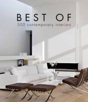 Best of 500 Contemporary Interiors