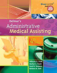 Delmar's Administrative Medical Assisting (Book Only) - Wilburta Q. Lindh