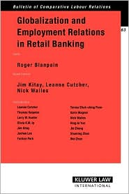 Globalization and Employment Relations in Retail Banking - Blanpain