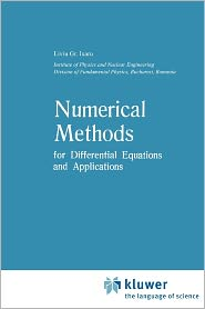 Numerical Methods for Differential Equations and Applications - Liviu Gr. Ixaru