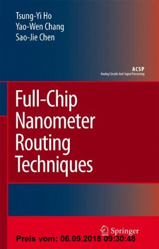 Gebr. - Full-Chip Nanometer Routing Techniques (Analog Circuits and Signal Processing)