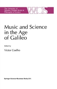 Music and Science in the Age of Galileo als eBook Download von