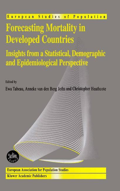Forecasting Mortality in Developed Countries als Buch von