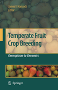 Temperate Fruit Crop Breeding