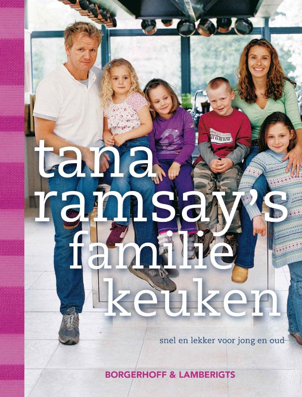 Tana Ramsey's family kitchen - Tana Ramsay