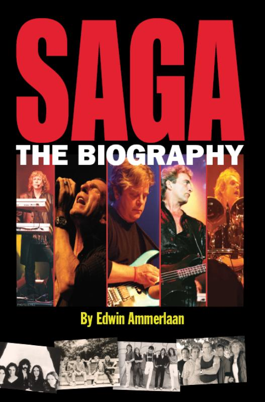 SAGA - The Biography - E. Ammerlaan