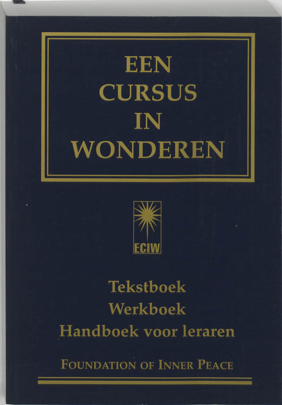 Een cursus in wonderen