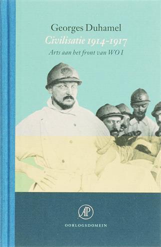 Civilisatie 1914-1917 oorlogsdomein 18 - Duhamel, g.